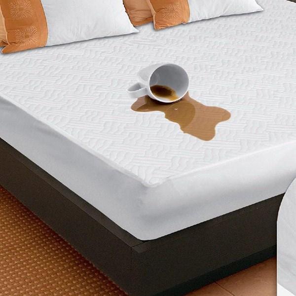 خرید ملحفه ساده یا محافظ ضد آب برای تشک (برای منازل و هتل ها)