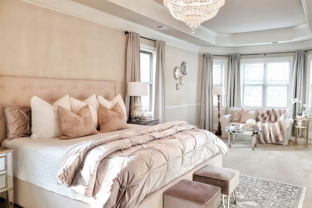 طراحی داخلی اتاق خواب برای خواب بهتر