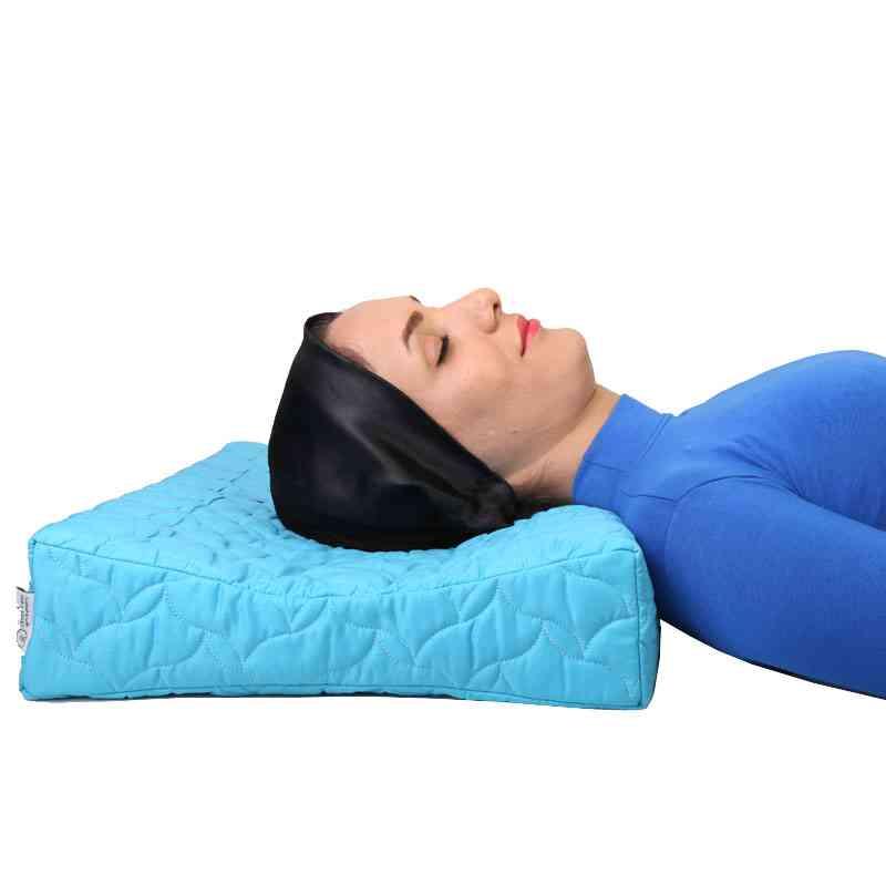 استفاده از بالش طبی برای گردن درد